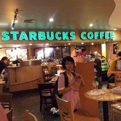 Photo taken at Starbucks by baba on 8/24/2012