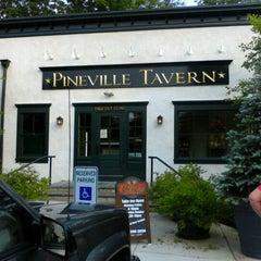 Photo taken at Pineville Tavern by Alan W. on 5/28/2012