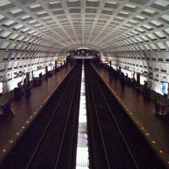 Photo taken at Dupont Circle Metro Station by Steven S. on 10/1/2011