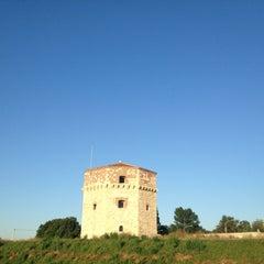 Photo taken at Kula Nebojša by Botke A. on 6/17/2012