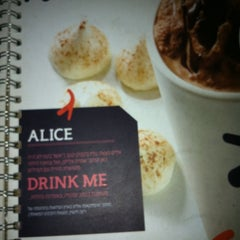 Photo taken at Max Brenner by Alisa D. on 10/3/2011