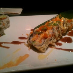 Photo taken at Orchid Asian Bistro by Melissa I. on 4/2/2012