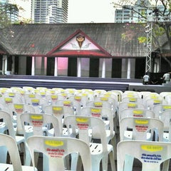Photo taken at โรงเรียนวัฒนาวิทยาลัย (Wattana Wittaya Academy) by Sukanut P. on 1/27/2012