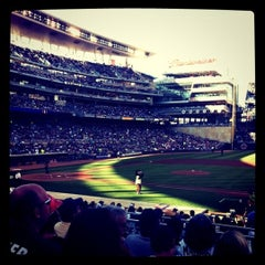Photo taken at Target Field by studioL on 7/2/2011