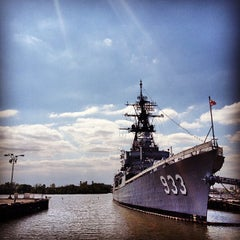 Photo taken at Washington Navy Yard by Chris S. on 4/20/2012