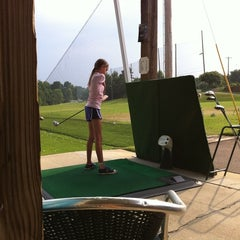 Photo taken at Leatherman Golf Learning Center by Harold B. on 7/3/2011