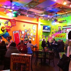 Photo taken at Tijuana Flats by stacey f. on 1/23/2011