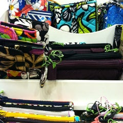 Photo taken at Vera Bradley by M T. on 9/8/2012