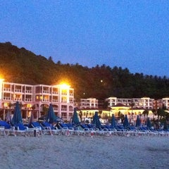 Photo taken at Centara Grand Beach Resort Phuket by LookNou S. on 3/13/2011