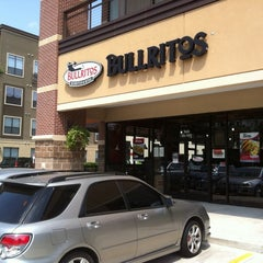 Photo taken at Bullritos by Gil G. on 4/19/2011