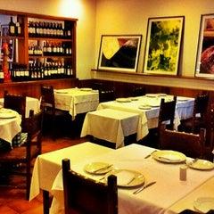 Photo taken at Cantina Gigio by Eduardo M. on 11/11/2011