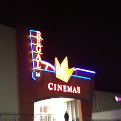 Photo taken at Regal Cinemas Ithaca Mall 14 by vlad a. on 4/15/2012