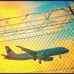 Photo taken at Airport Road by Tina H. on 11/10/2011