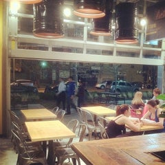 Photo taken at Taylor Gourmet by Joseph P. on 3/15/2012