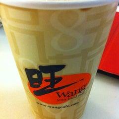 Photo taken at Wang Cafe by Sarah on 7/29/2012