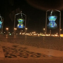 Photo taken at King Abdulaziz Road | طريق الملك عبدالعزيز by Saad A. on 3/1/2012