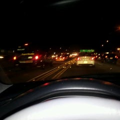 Photo taken at I-405 (San Diego Freeway) by Valerie A. on 1/5/2012