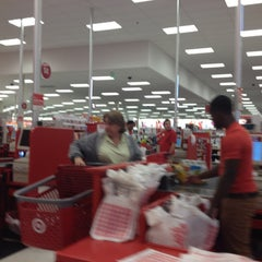 Photo taken at Target by George L P. on 8/10/2012