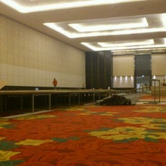 Photo taken at Bali Nusa Dua Convention Center (BNDCC) by Andre N. on 11/11/2011