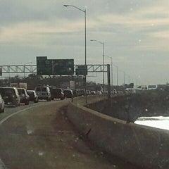 Photo taken at John Harris Bridge by Matt N. on 11/2/2011