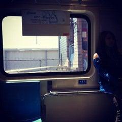 Photo taken at 捷運忠義站 MRT Zhongyi Station by Bryan on 3/25/2012