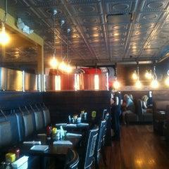 Photo taken at Plan B Burger Bar by Renee M. on 5/26/2012