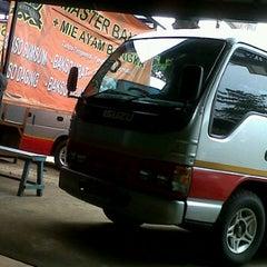 Photo taken at Baraya Travel Lenteng Agung by Eko S. on 10/12/2011