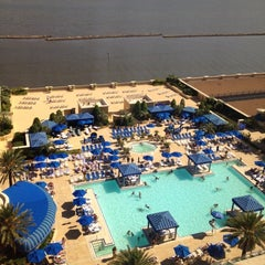 Photo taken at Beau Rivage Resort & Casino by Rob E. on 7/16/2012