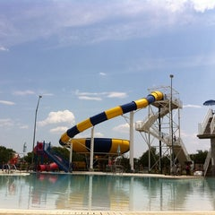 Photo taken at Earlywine Water Park by Ashlie M. on 7/7/2011