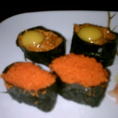 Photo taken at Tokyo Sushi by Mark K. on 12/17/2011