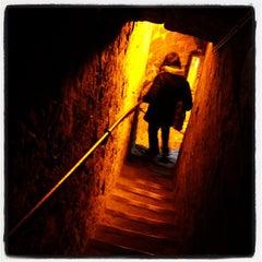 Photo taken at Belfort / Belfry by Aardbei W. on 3/17/2012
