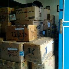 Photo taken at Office by Sopyan C. on 10/4/2011