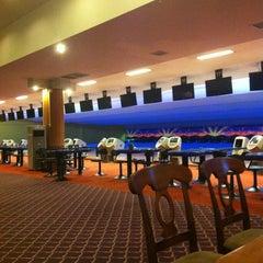 Photo taken at Lanna Bowling - Chiang Mai by Jirawat I. on 6/4/2012
