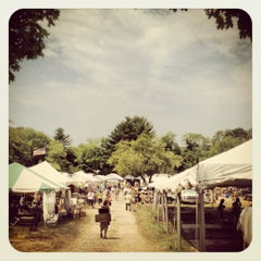 Photo taken at Brimfield Antique Show by Michael D. on 7/14/2012