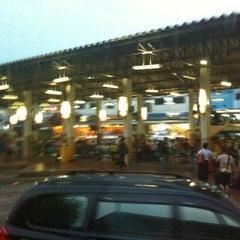 Photo taken at สถานีขนส่งผู้โดยสารจังหวัดลําปาง (Lampang Bus Terminal) by Park C. on 3/13/2012