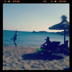 Photo taken at Porto Koundouros by Miranda K. on 9/1/2012