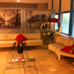 Photo taken at Best Western Plus Blue Square Hotel by Michael M. on 7/8/2012