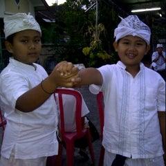 Photo taken at Permata Anyar's Temple by Ngurah A. on 5/5/2012