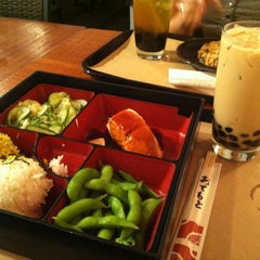 Photo taken at Teaism by Ashley P. on 7/14/2012