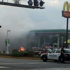 Photo taken at 95th & Western by Octavia T. on 7/27/2012