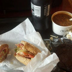 Photo taken at Potbelly Sandwich Shop by Terry F. on 4/29/2012