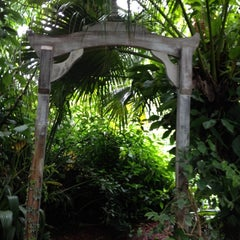 Photo taken at Mounts Botanical Gardens by Karen on 6/23/2012