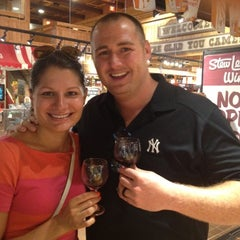 Photo taken at Stew's Wine Shop by Valerie on 7/7/2012
