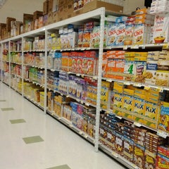 Photo taken at ShopRite by Daniel X. on 5/19/2012