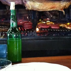 Photo taken at Parrilla Verdemar by Paula on 4/1/2012
