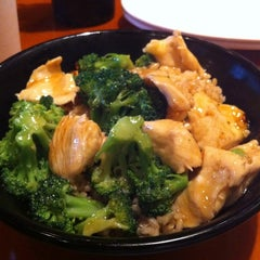 Photo taken at Pei Wei by Jack H. on 6/29/2012