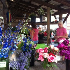 Photo taken at Ithaca Farmers Market by Benjamin G. on 6/16/2012