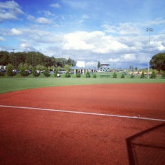 Photo taken at Regional Athletic Complex by Hoa D. on 6/27/2012