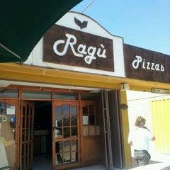 Photo taken at Tratoría Ragu by Michel P. on 3/18/2012