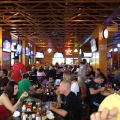 Photo taken at Jethros BBQ and Jambalaya by Scott P. on 6/15/2012